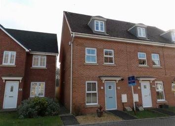 Thumbnail 4 bed town house for sale in Farleigh Court, Buckshaw Village, Chorley, Lancashire