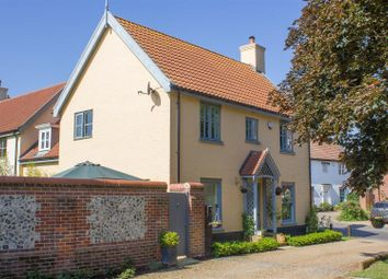 Thumbnail 4 bedroom semi-detached house for sale in Elm Drive, Walsham-Le-Willows, Bury St. Edmunds