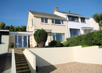 Thumbnail 3 bed semi-detached house for sale in Turnaware Road, Falmouth