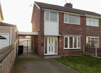 Thumbnail 3 bed semi-detached house to rent in Northfield Drive, Woodsetts, Worksop, Nottinghamshire