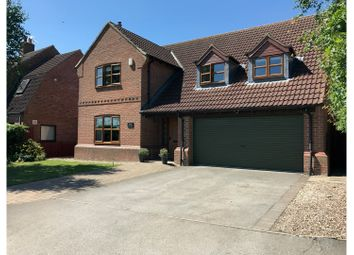 Thumbnail 4 bedroom detached house for sale in Canal Lane, East Cottingwith