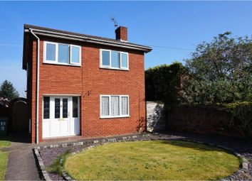Thumbnail 4 bed detached house for sale in High Street, Frodsham