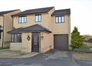 Thumbnail 4 bed detached house for sale in Holwell Close, Paulton, Bristol