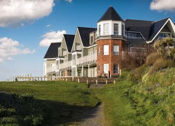 Thumbnail 1 bed flat for sale in Atlantic Rise, Crooklets Road, Bude, Cornwall