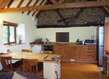 Thumbnail 2 bed barn conversion to rent in Brandon Road, Hilborough, Thetford