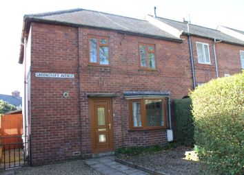 Thumbnail 3 bed semi-detached house for sale in Greencroft Avenue, Haltwhistle, Northumberland