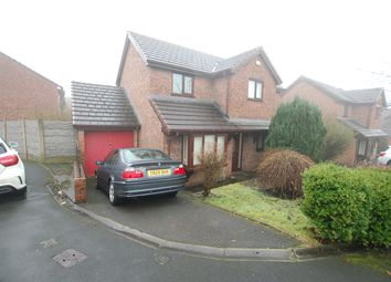 Thumbnail 4 bed detached house to rent in Bryony Close, Walkden, Manchester
