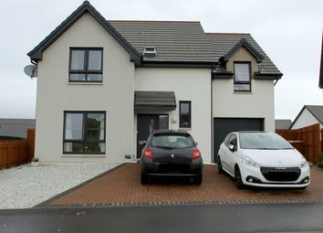 Thumbnail 4 bed detached house for sale in Balvenie Park, Elgin