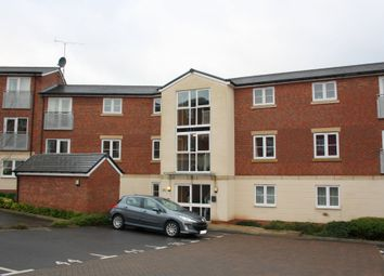 Thumbnail 2 bed flat to rent in Hollington House, Enfield, Redditch