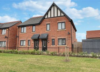 Thumbnail 3 bed semi-detached house for sale in Coppice View, Hull, East Yorkshire