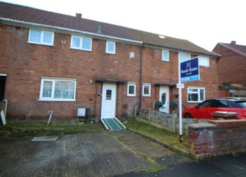 Thumbnail 3 bed terraced house for sale in Cumberland Avenue, Brinnington, Stockport