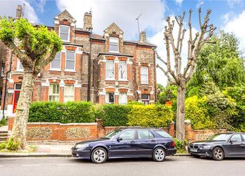 Thumbnail 4 bed flat for sale in Crouch Hall Road, London