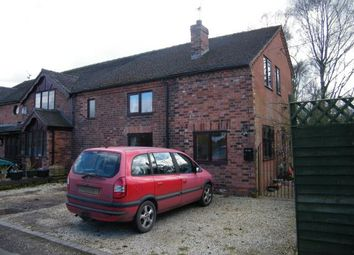 Thumbnail 4 bed semi-detached house for sale in Pit Lane, Hough, Crewe, Cheshire