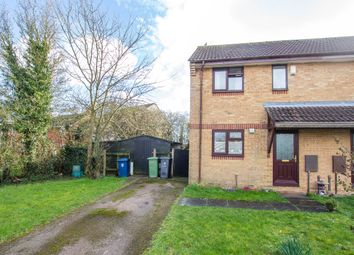 Thumbnail 2 bed end terrace house for sale in Hay Close, Balsham, Cambridge