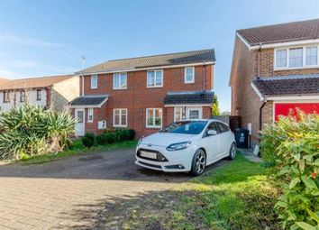 Thumbnail 3 bed semi-detached house for sale in Fulbourn, Cambridge