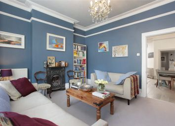 Thumbnail 3 bed flat for sale in Alderbrook Road, Ground Floor Flat, Clapham South, London