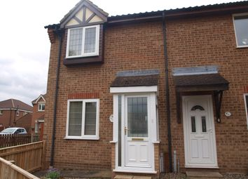 Thumbnail 2 bedroom end terrace house to rent in Brick Kiln Road, North Walsham