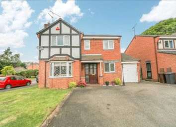 Thumbnail 4 bed detached house for sale in Eleanor Close, Lincoln