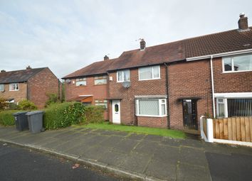 Thumbnail 3 bedroom terraced house for sale in Venwood Road, Prestwich, Manchester