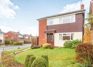 Thumbnail 3 bed detached house for sale in Bowness Court, Congleton