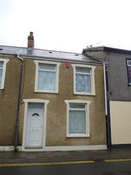 Thumbnail 3 bed terraced house to rent in 11 Church Street, Rhymney