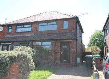 Thumbnail 2 bed semi-detached house to rent in Princess Road, Rochdale, Greater Manchester