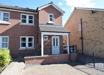 Thumbnail 3 bed semi-detached house to rent in Hawthorn Mews, Leeds