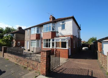Thumbnail 3 bedroom semi-detached house for sale in Scawfell Road, Carlisle, Cumbria