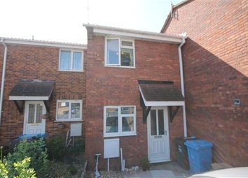 Thumbnail 2 bed terraced house to rent in Overcombe Close, Poole