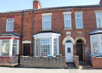 Thumbnail 3 bed terraced house for sale in Cholmley Street, Hull