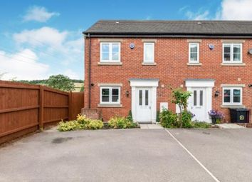 Thumbnail 3 bed end terrace house for sale in Southdown Close, Doe Lea, Chesterfield, Derbyshire