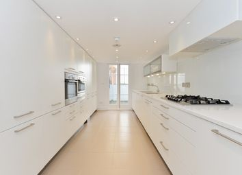 Thumbnail 4 bed end terrace house to rent in Oakley Gardens, London