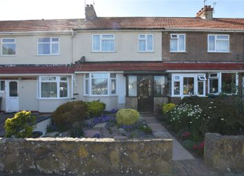 Thumbnail 3 bed terraced house for sale in First Avenue, Lancing, West Sussex