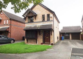 Thumbnail 3 bed detached house for sale in Keele Close, Heaviley, Stockport, Cheshire