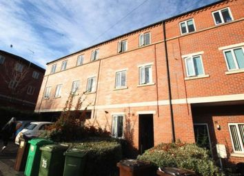 Thumbnail 6 bed town house to rent in Raleigh Street, Nottingham