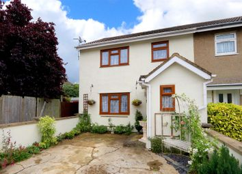 Thumbnail 4 bed semi-detached house for sale in Stroma Close, Hemel Hempstead