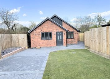 Thumbnail 3 bedroom detached bungalow for sale in Cross Street, Castle Gresley, Swadlincote