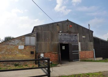 Thumbnail Light industrial to let in Common Farm, Sedgeway, Witchford, Ely
