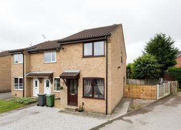 Thumbnail 2 bed terraced house for sale in Tarbert Crescent, Woodthorpe, York