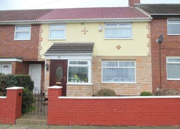 Thumbnail 3 bed terraced house for sale in Henley Gardens, Wallsend