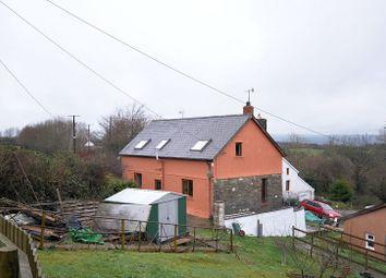Thumbnail 4 bed barn conversion for sale in Y Bwthyn, Crugcynfarch, Velindre, Llandysul, Carmarthenshire.