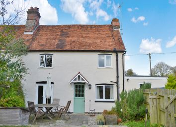 Thumbnail 3 bed cottage for sale in Compton Road, East Ilsley, Newbury