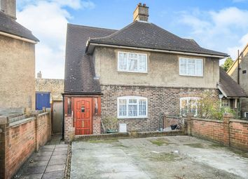 Thumbnail 3 bed semi-detached house for sale in Gibbs Close, London