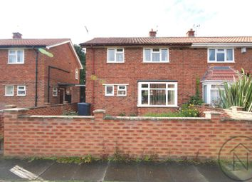 Thumbnail 3 bed semi-detached house for sale in Whitby Way, Darlington