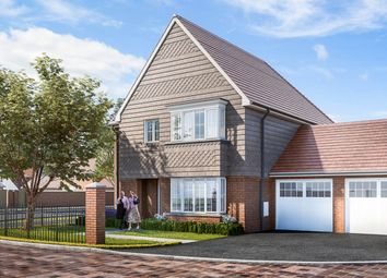 "Thumbnail 4 bed property for sale in ""The Cedar"" at Wren Drive, Finberry, Ashford"
