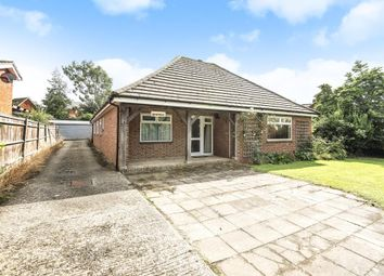 Thumbnail 4 bed detached bungalow for sale in Floral Way, Thatcham