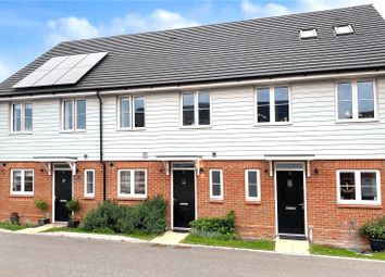 Thumbnail 3 bed terraced house for sale in Viburnum Chase, Angmering, West Sussex