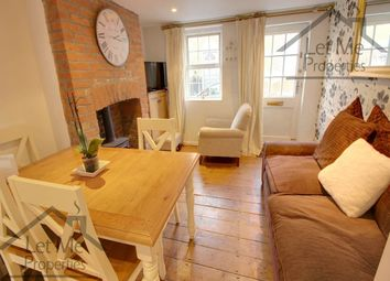 Thumbnail 2 bed terraced house to rent in Queen Street, St.Albans