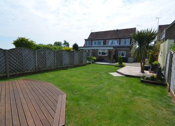 Thumbnail 3 bedroom property for sale in Croxton Close, Kirton, Ipswich