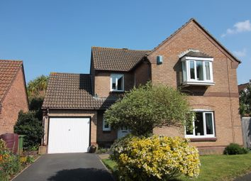 Thumbnail 4 bedroom detached house for sale in Barnfield Drive, Plympton, Plymouth